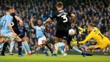 Прецедент в мачовете на Сити през сезона още в 20-ата минута на двубоя с Родъръм