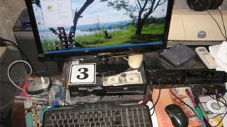 МВР удари фалшификатори на банкови карти