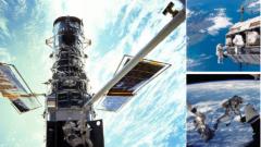 Фен даде 43 700 долара за серия космически снимки