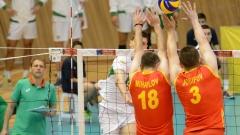 """""""Лъвовете"""" на Миро Живков с първа загуба в Европейската лига"""