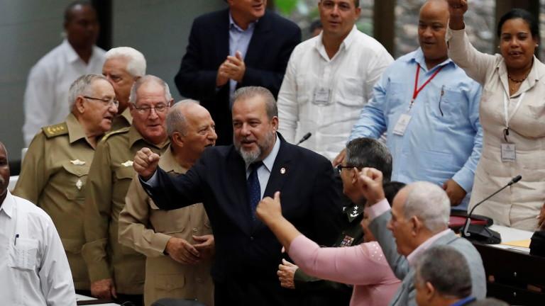Куба с премиер за първи път от повече от 40