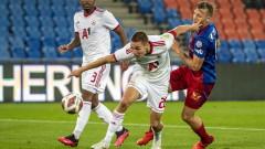 Валентин Антов най-опитен от ЦСКА в Европа, очаква своя мач №20