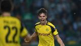 Обещаващ футболист на Борусия (Дортмунд) поема към Бенфика