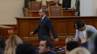 Цветанов уверен в стабилността на управлението