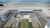 След 15 години на строеж и няколко забавяния Германия ще има ново най-голямо летище