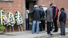 Стотици изпратиха Илия Чубриков в последния му път