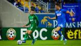 """Доминик Янков: Радвам се от гола си срещу Левски, атмосферата на """"Герена"""" беше уникална"""