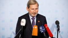 И Йоханес Хан призова македонците да подкрепят новото име