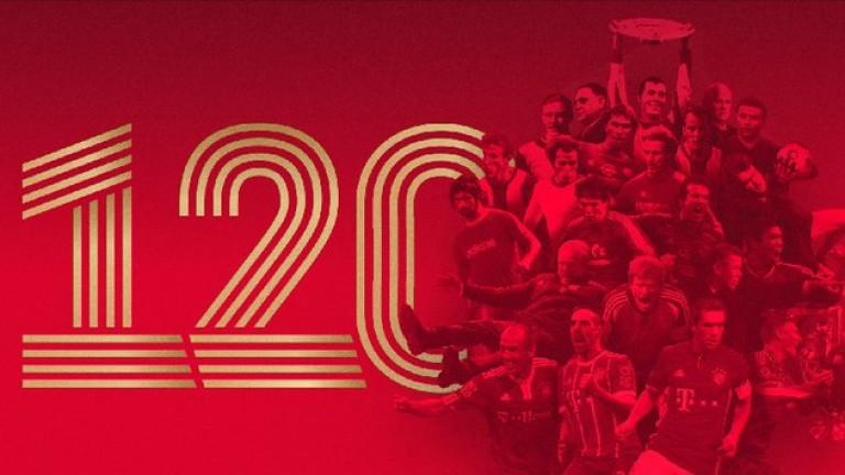 120 години Байерн (Мюнхен)! 120 години изпълнени с триумфи, емоции