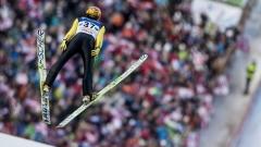 Касай счупи рекорд в ски-скоковете
