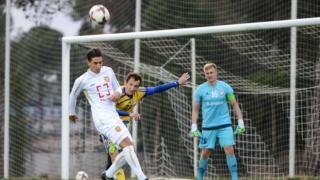 Мишо Александров направи успешен дебют с екипа на Арсенал