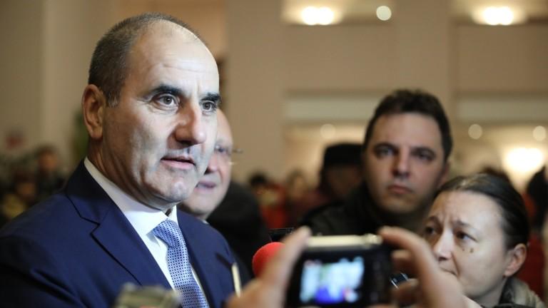 Цветанов отрича за сделка с ДПС