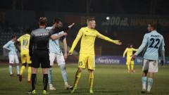 Прохазка: Бяхме по-добрият отбор от Дунав
