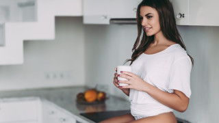 Кафето - унищожител на мазнините в женското тяло