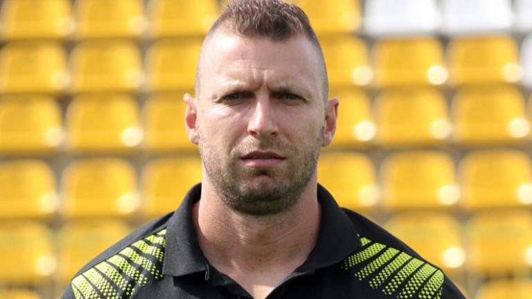 Георги Онов разкри причината за тежката загуба от Локомотив (Пловдив)