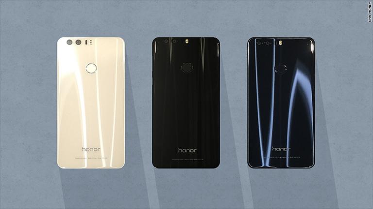 През последните години китайските смартфони затвърждават позицията си най-вече в