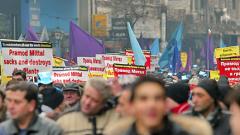 120 млн. евро гаранция от Митал искат синдикатите