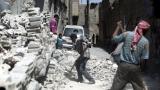 Ислямска държава с изненадваща атака в Сирия