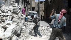 Кола бомба уби най-малко 10 души в контролиран от кюрдите град в Сирия