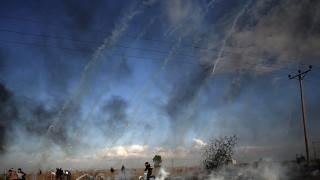 Израел отговори на ракети от Газа с бомбардировки