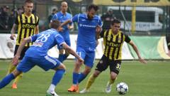 Ботев - Левски 1:0, Стивън Петков наказа родния си отбор