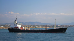 Поставиха кораб с филипински екипаж под карантина край Бургас
