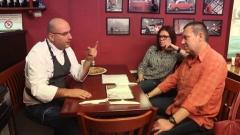 Кулинарният виртуоз шеф Манчев възражда пицария