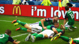 Северна Ирландия запази второто място след минимална победа над Азербайджан