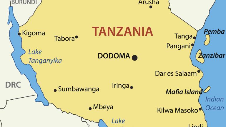 136 души са загинали при инцидента с потъналия ферибот в Танзания