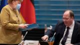 Германия ще запази коронавирус мерките през първите месеци на 2021 г.