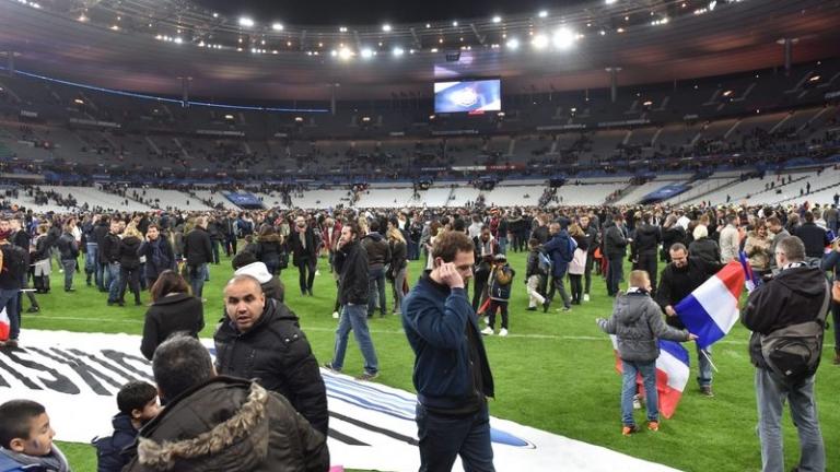 Страх от тероризъм преди Франция - България