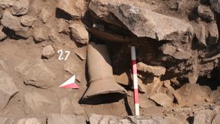 """Откриха важна находка от ранното Средновековие в крепостта """"Калята"""""""