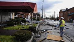 Щети за 104,8 милиарда долара: Толкова ще струват природните бедствия в САЩ през 2021-а