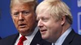 Търговската сделка между САЩ и Великобритания под риск, ако Лондон не промени позицията си за Иран