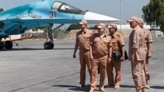 """""""Ислямска държава"""" свали сирийски самолет, Русия пак използва стратегически бомбардировачи"""