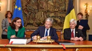 Вицепремиерът на Белгия също ще бъде на трибуните в Русия