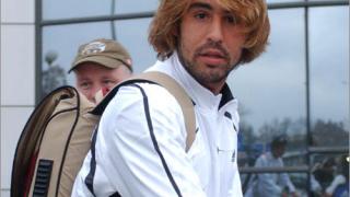 Маркос Багдатис: Багдатис: Бях много изнервен преди мача с Кънев