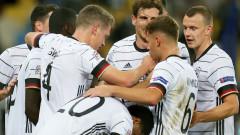 Германия с първа победа в Лига на нациите