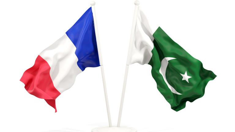 Френското външно министерство е привикало представителя на Пакистан, за да