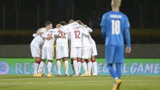 Дания се пробуди в групата на Англия и Белгия