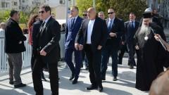 Борисов не се интересува дали кампанията ще е смирена