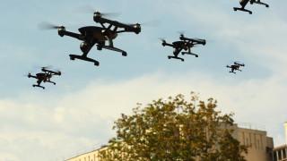 Amazon патентова услуга за наблюдение на домове с дронове