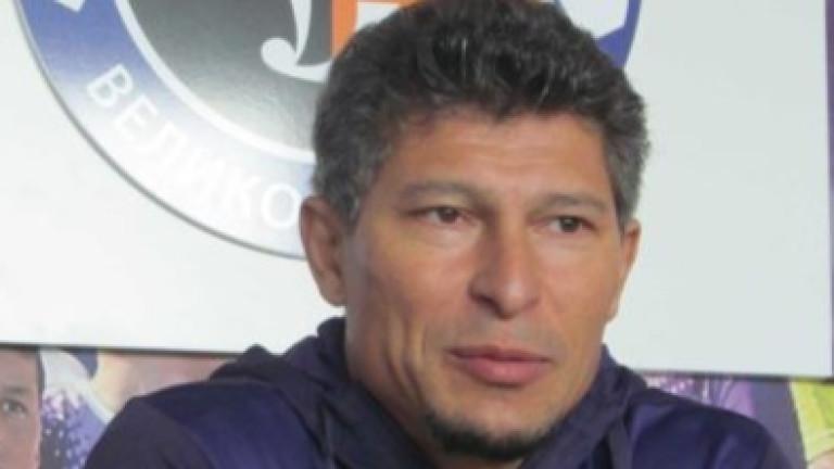 Балъков след първата победа начело на Етър: Няма как да не съм доволен
