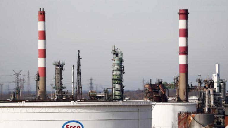 Френските профсъюзи блокираха няколко петролни рафинерии, като целяха да причинят