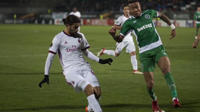 Защитникът на Милан - Рикардо Родригес, коментира предстоящия реванш с