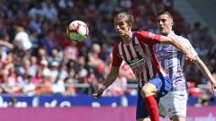 Атлетико с минимален успех срещу Валядолид, остави всичко в ръцете на Барселона