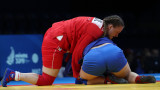 Мария Оряшкова: Самбото много ми помага в състезанията по борба
