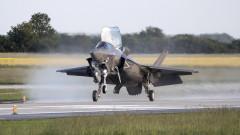 Първи инцидент и катастрофа с F-35В в Южна Каролина