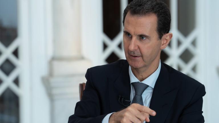Семейството на Асад пере пари чрез имоти в Москва за 40 млн. долара