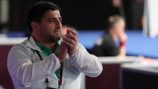 От Българската федерация по борба поздравиха легендата Армен Назарян